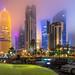 Foggy D -Town by AAR PHOTOGRAPHY