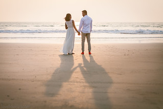 Couple Shoot at the Beach