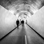 Brunkebergstunneln, Stockholm, February 23, 2017