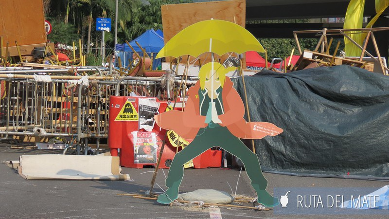 Umbrella Movement Hong Kong (6)