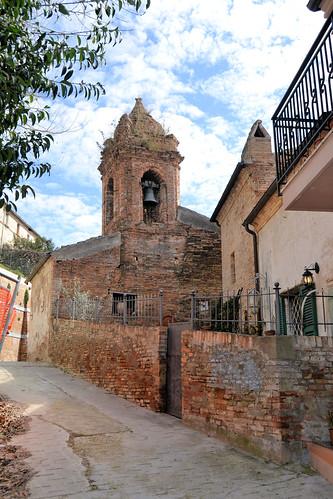 Loreto Aprutino 2017 - vicoli del centro storico