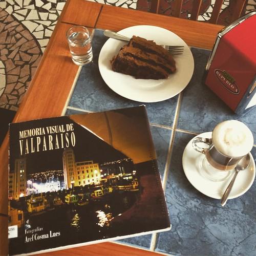 Memoria visual de Valparaíso. Aref Cosma Lues.