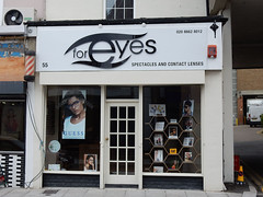 Picture of For Eyes, 55 Frith Road