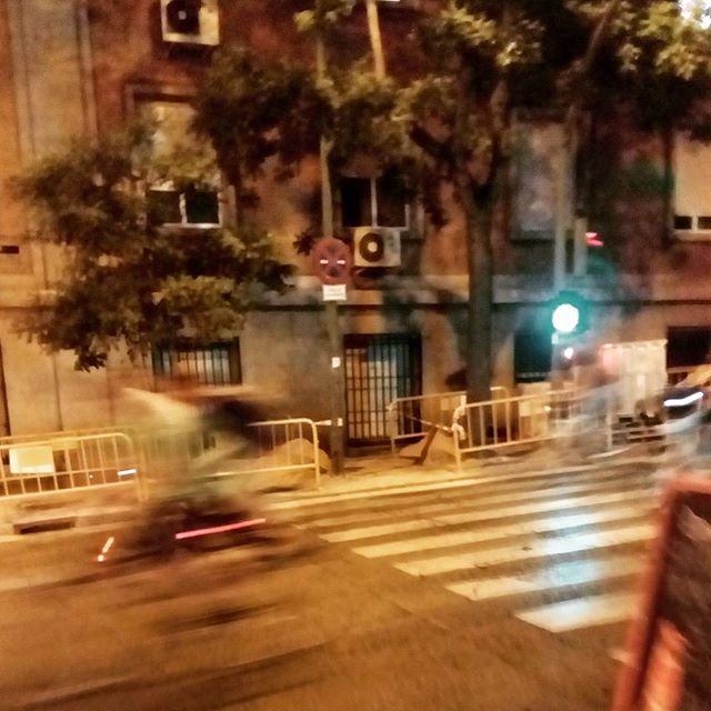 Saltándose semáforos