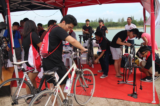 Toyota HUAHIN Triathlon International 2015