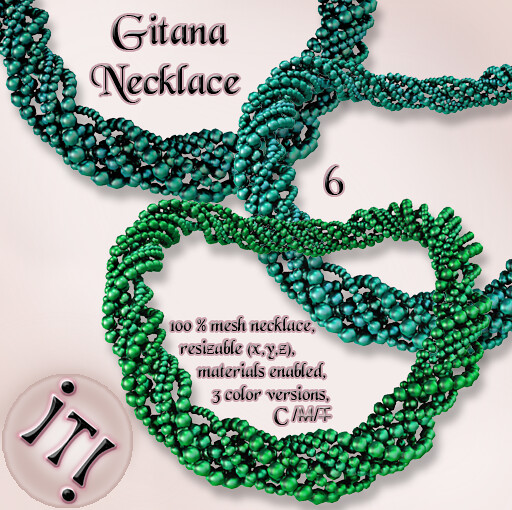 !IT! - Gitana Necklace 6 Image