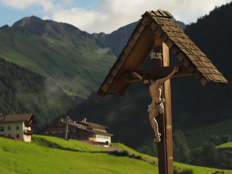 Traditional in Alps