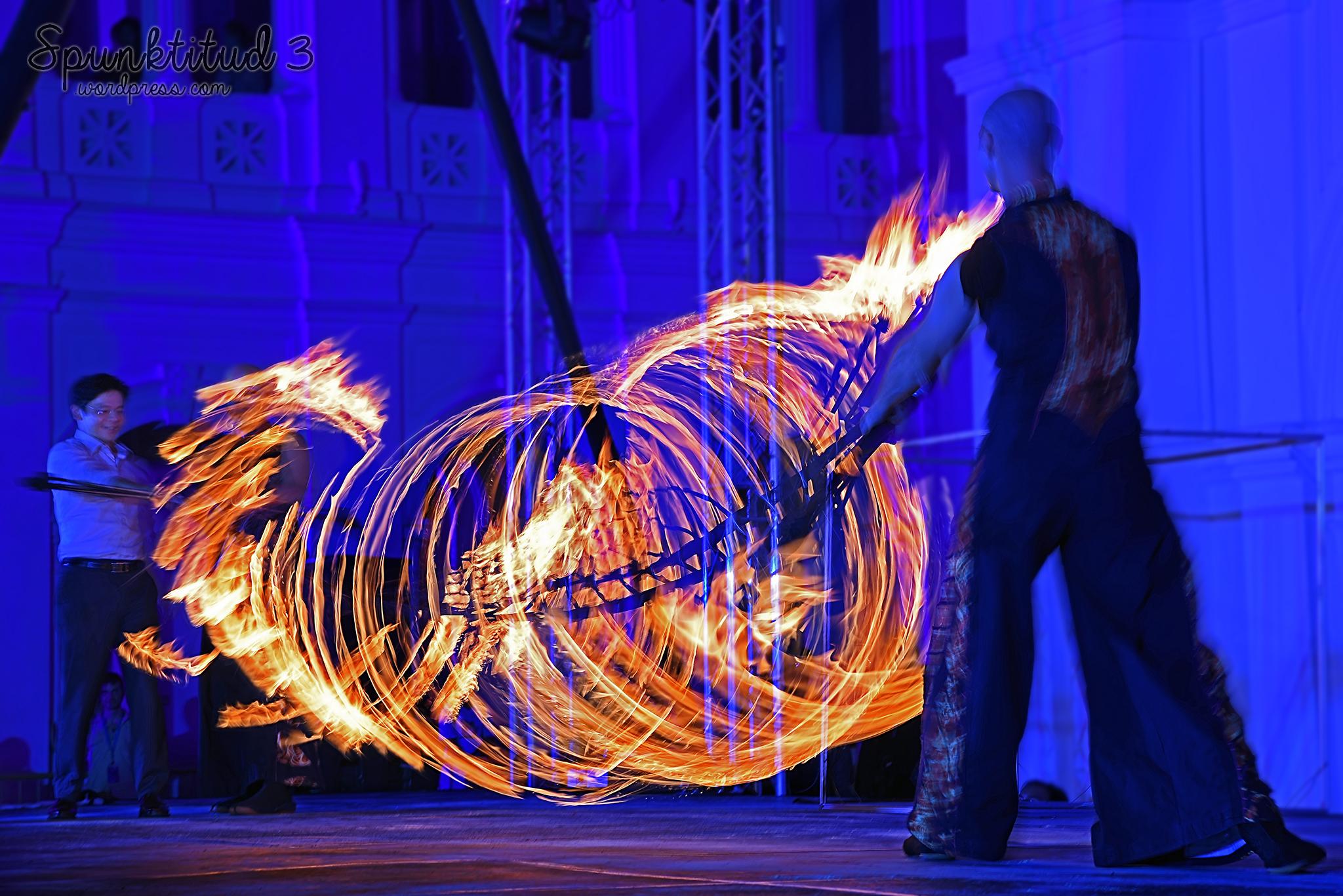 Starlight Alchemy @ Singapore Night Festial 2015