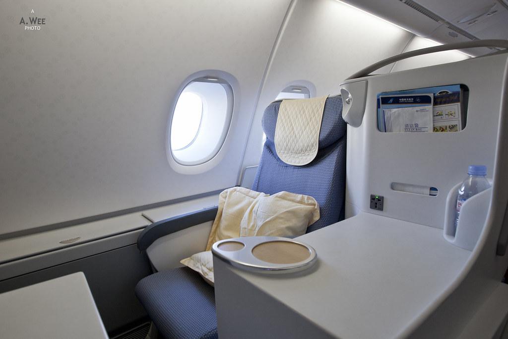 Seat 11K