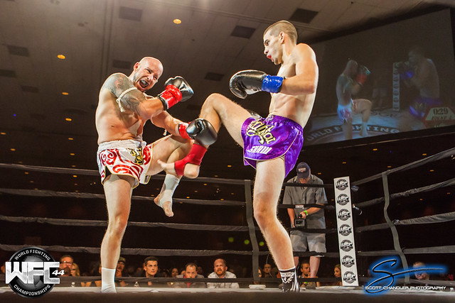 WFC 44 BJJ, MMA & Muay Thai at GSR September 26th,2015