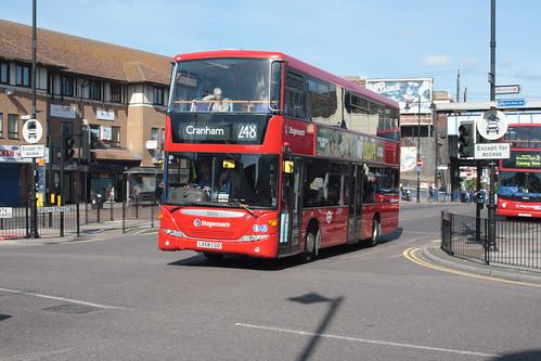 East London 15033 LX58CGO