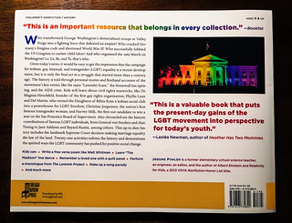 Gay and Lesbian History for Kids covers  09454