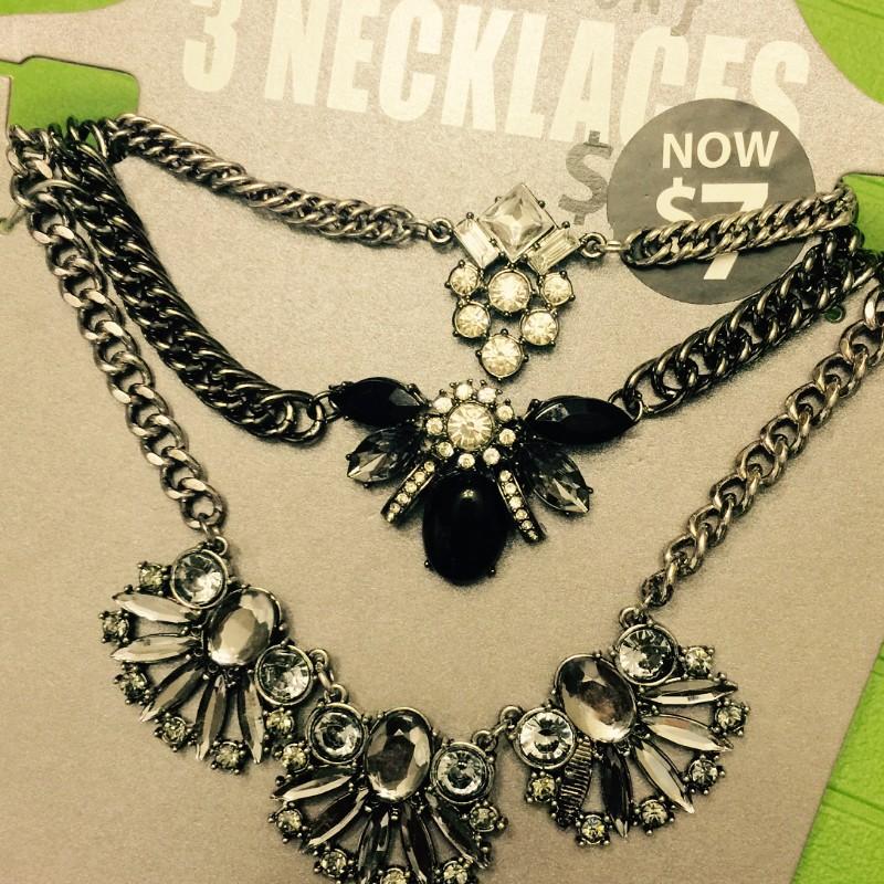 Statement Necklace at Walmart Fashion