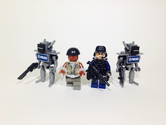 CHAPPIE Police Enforcement Team