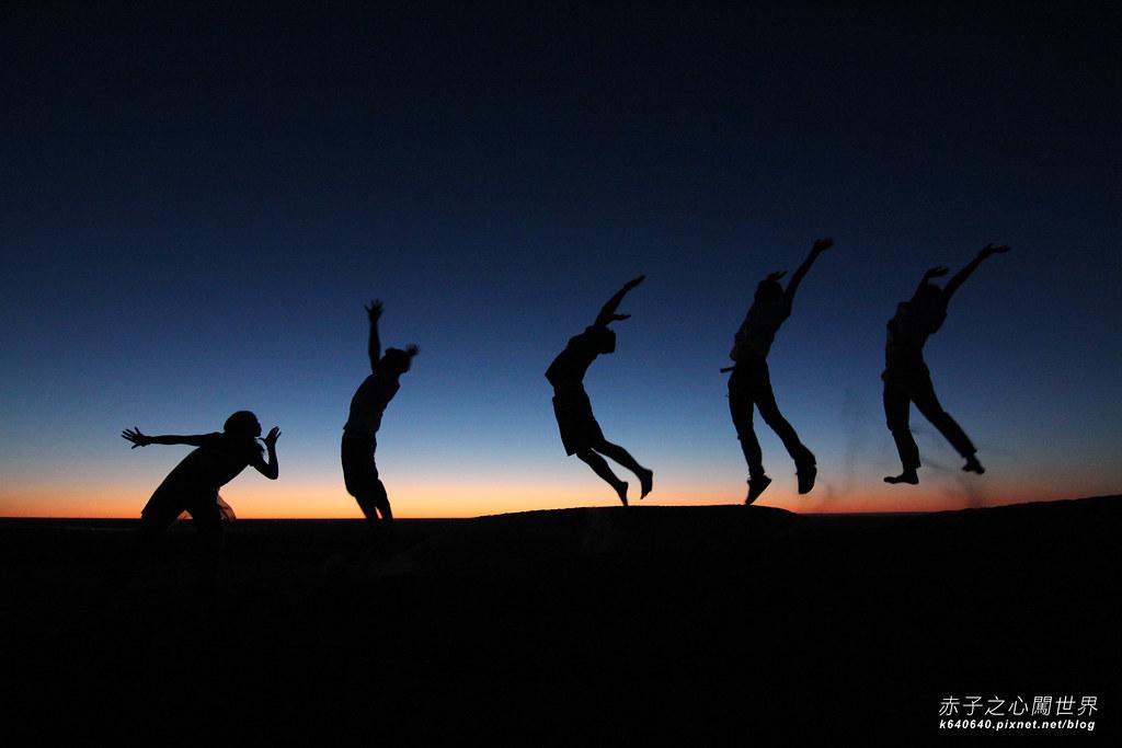 絲路-敦煌鳴沙山月牙泉-沙漠露營22