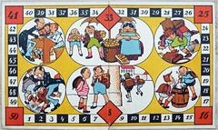 Der Schulweg - Brettspiel