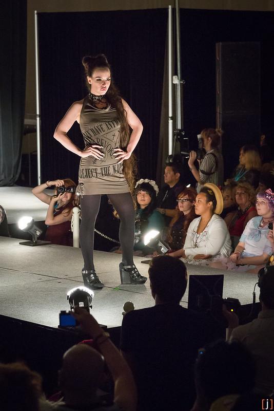 Pacific Media Expo 2015 Fashion Show