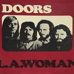 """The Doors L.A. Woman EEC 12"""" Vinyl LP"""