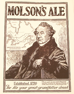 Molson's Ale, Sir John A. Macdonald / Bière Molson, Sir John A. Macdonald