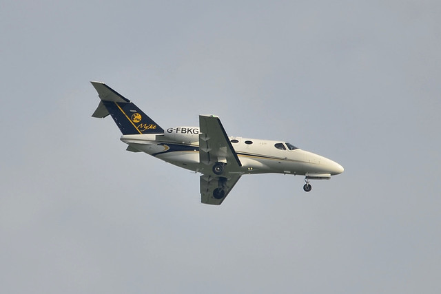 G-FBKG Cessna 510 Citation Mustang