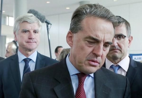 Filtran que Air France recortaría a 5 mil empleados más