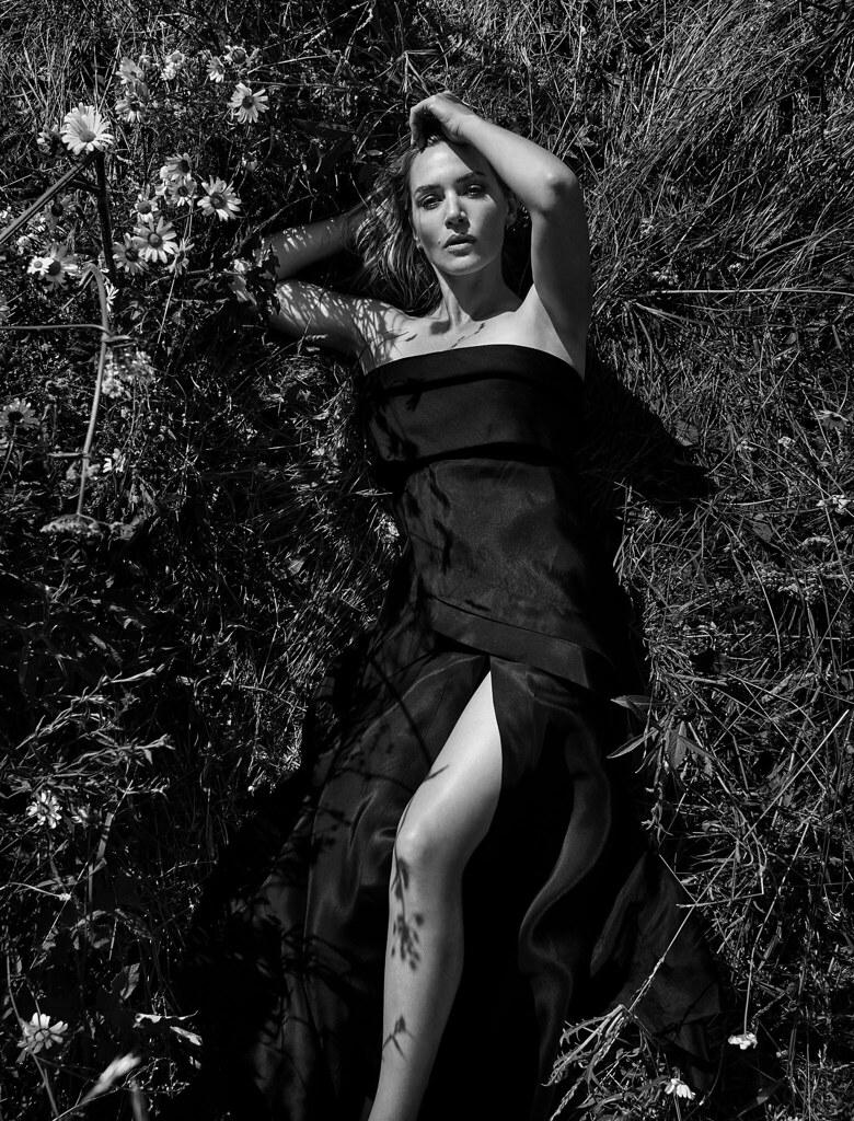 Кейт Уинслет — Фотосессия для «The Edit» 2015 – 4