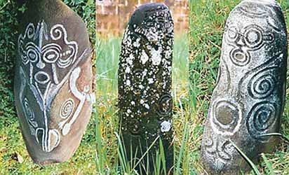 Ikom monoliths