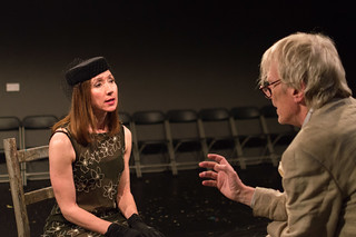 Lot and His God 3 - 10 October 2015 Pauline Knowles as Sverdlosk and Cliff Burnett as Lot