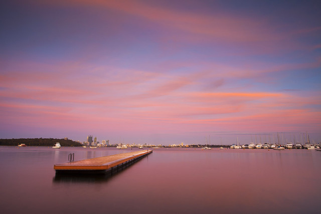 Matilda bay, Swan river, Western Australia