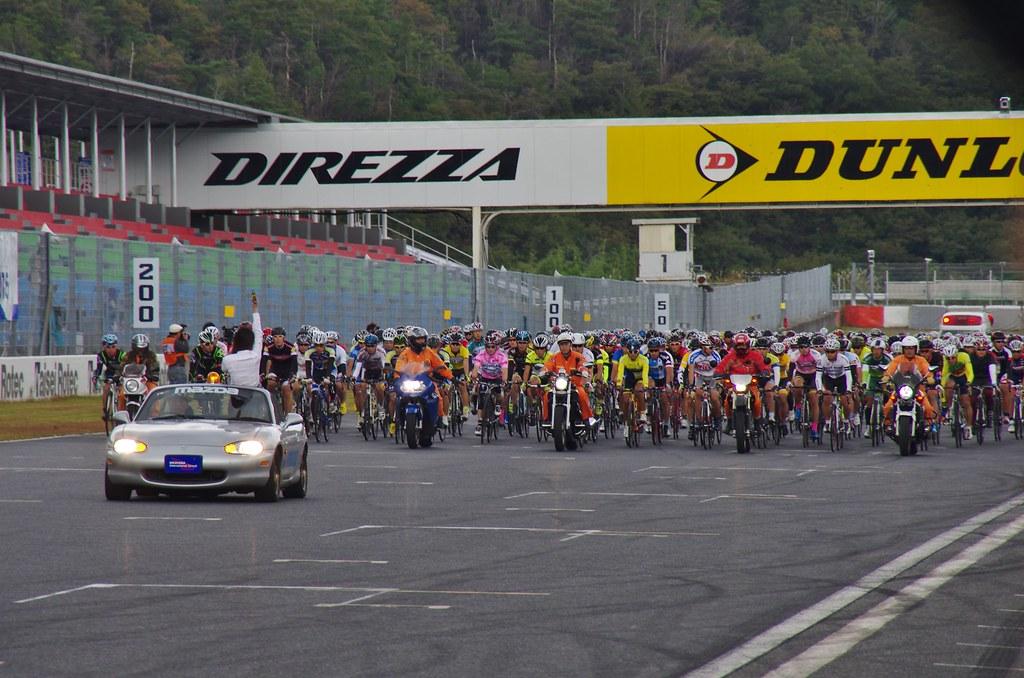 サイクル耐久レースin岡山国際サーキット2015 #1
