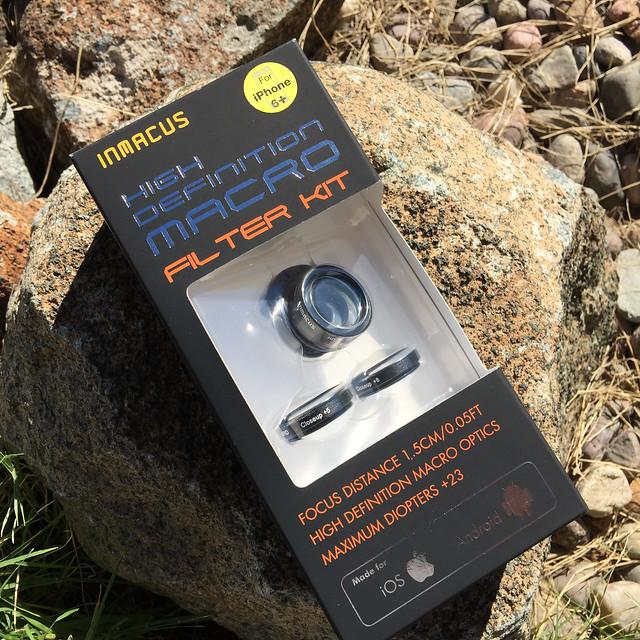 Inmacus HD Macro Filter Kit