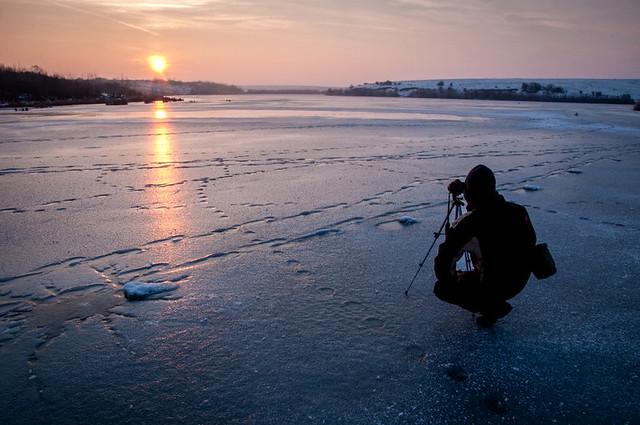 Shoot wth tripod, night photography setting
