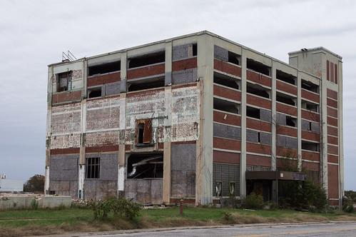 Lyman Mill ruins