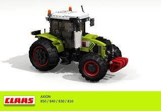 CLAAS Axion 850 - MotorCity