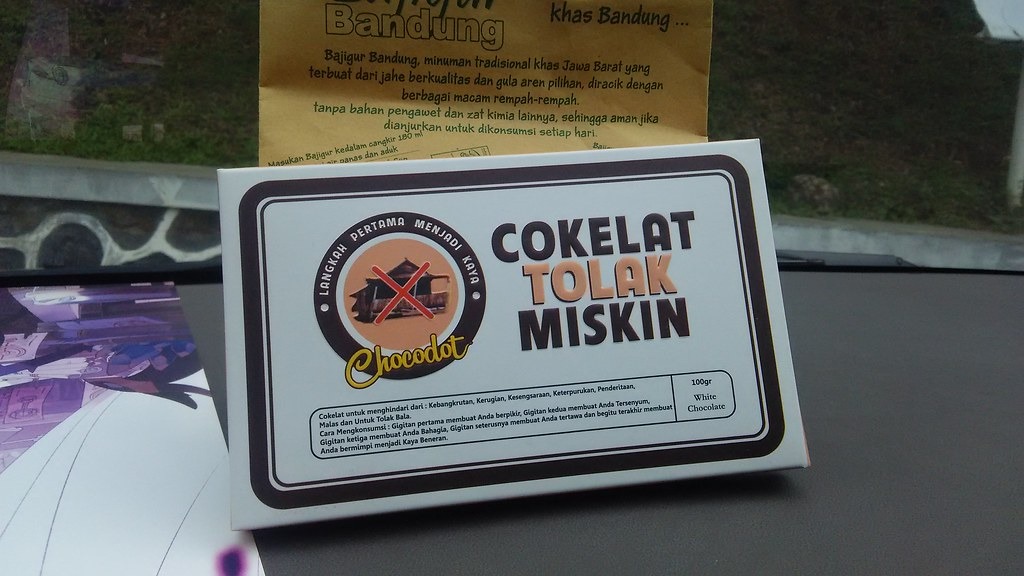 Cokelat Tolak Miskin