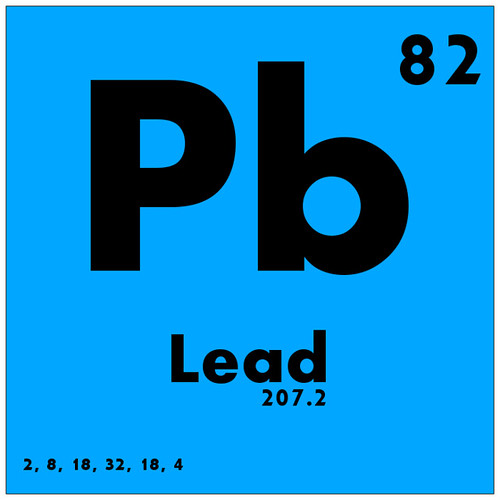 Lead Periodic Symbol | www.imgkid.com - The Image Kid Has It!