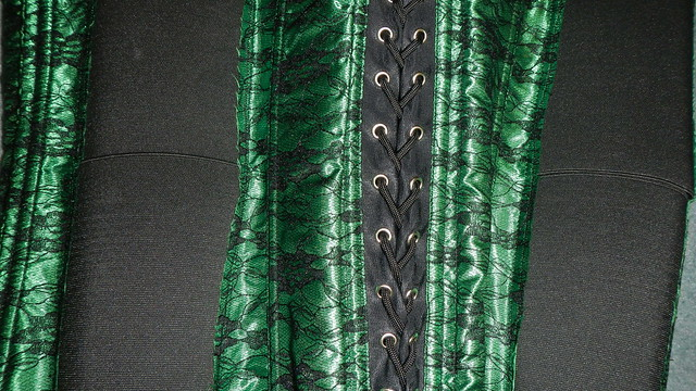 Poison Ivy Costume 3