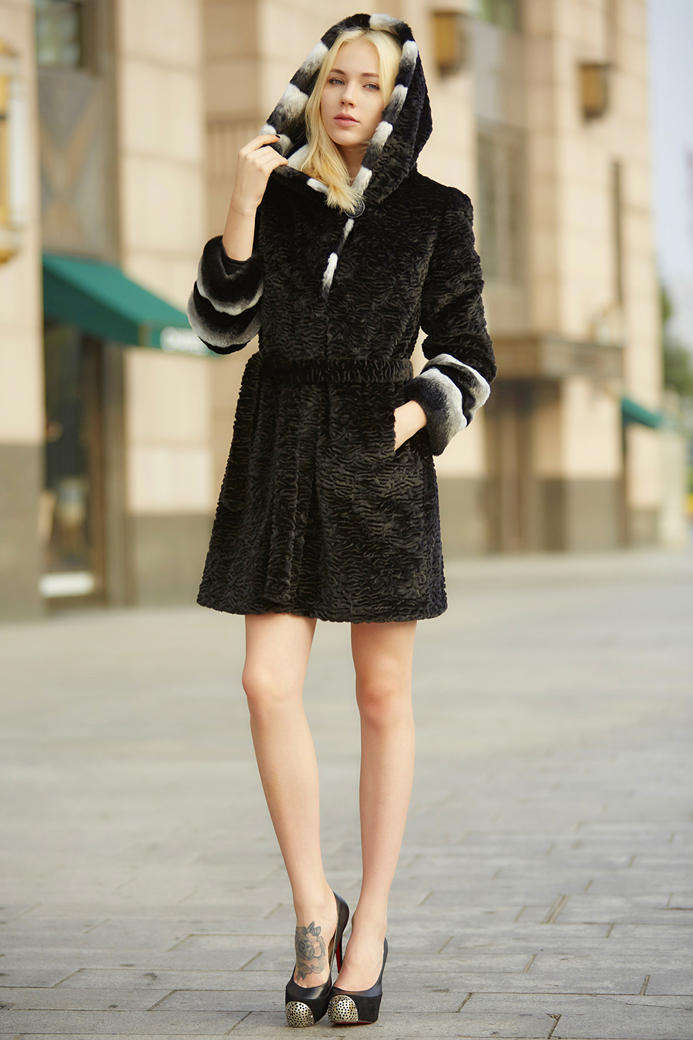 Fashionable and Cruelty-Free Fur Coats For Winter