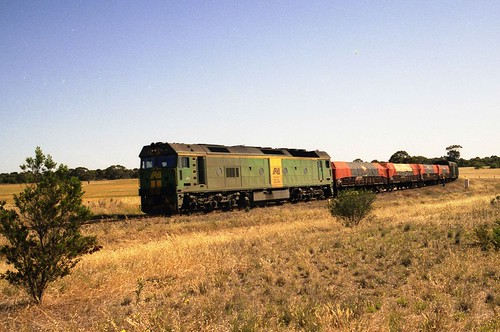 BL34 on the Appamurra line