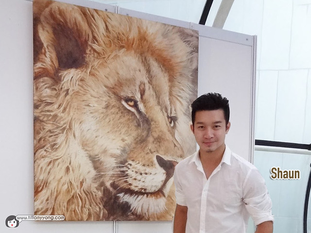 Mandala Wildlife Shaun Owyeong