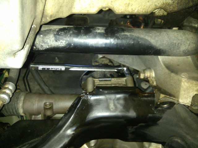 Motor Mount bolts