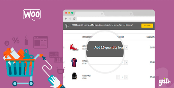 YITH WooCommerce Cart Messages v.1.1.3