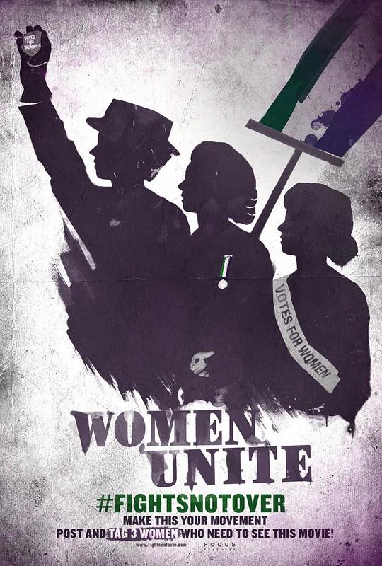 Suffragette - Poster 21