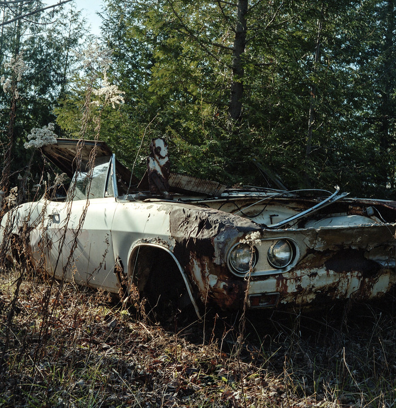 Lost Corvair