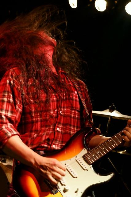 O.E. Gallagher (Taste cover) live at Outbreak, Tokyo, 19 Dec 2015. 296
