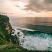 Sunset at Bali, Indonesia