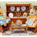Sylvanian Families - Coffee time by Sylvanako