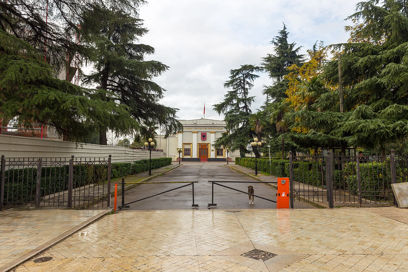 Parliament of Albania - Tirana