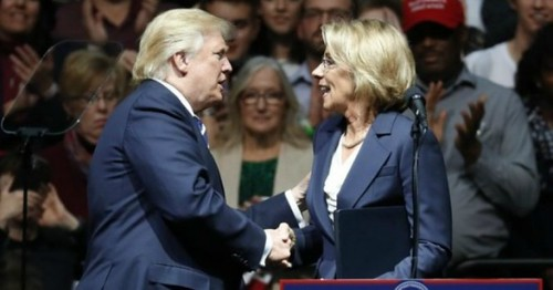 Will Betsy DeVos Restart The 'Training Wars'?