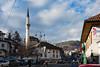 Sarajevo - Ulica Safvet-bega Bašagića
